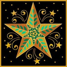 'Gold Star' By Stephanie Stouffer