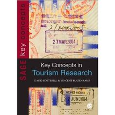 Key Concepts in Tourism Research co-authored by WCTR Emeritus Prof David Botterill