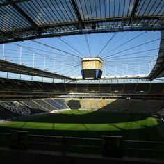 Commerzbank Arena Frankfurt Innenraum
