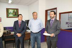 Con el propósito de fortalecer el trabajo de la Secretaría de Servicios Públicos Municipales, el secretario de Administración, Yankel Benítez, encabezó la entrega del nombramiento a Rodolfo Bucio Ruiz, como ...