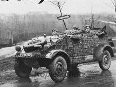 A VW Type 82 Kubelwagen