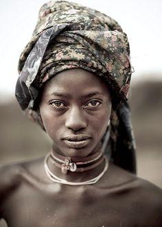 macubal tribe, angola