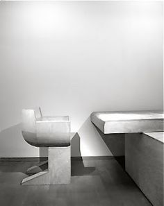 rick owens furniture collection
