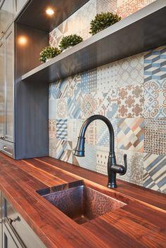 #kitchen #design Kitchen Design, Sink, Home Decor, Sink Tops, Cuisine Design, Vessel Sink, Decoration Home, Room Decor, Vanity Basin