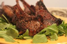 The BEST lamb recipe I have ever had. From Ina Garten. you NEED this in your life!!