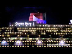 Treffen der Luxusliner in New York / Meeting of the luxury cruise ships in New York by Reisefernsehen.com