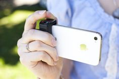 iPhone Shutter Grip: Now You Can Take Photos Like A Pro