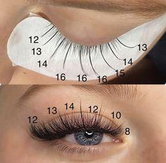 Eyelash Extensions Classic, Eyelash Extensions Salons, Eyelash Salon, Volume Lash Extensions, Wispy Eyelashes, Perfect Eyelashes, Natural Fake Eyelashes, Make Up, Individual Lashes