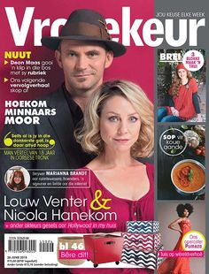 Get your digital subscription/issue of June 2015 Magazine on Magzter and enjoy reading the magazine on iPad, iPhone, Android devices and the web. June, Magazines, Digital, Windows 8, Afrikaans, Mac, Android, Celebs, Iphone
