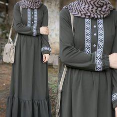 Tall Fashion Tips .Tall Fashion Tips Hijab Outfit, Hijab Style Dress, Abaya Fashion, Modest Fashion, Fashion Outfits, 2000s Fashion, Fashion Tips, Muslim Women Fashion, Ladies Fashion
