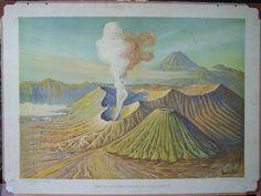 Krater van den Tengger en den Semeroe