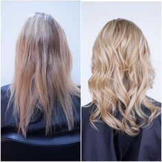 This sweet girl has been getting highlights through a cap!  we were happy to switch her over to foils for now and color correct as we go. We are working towards extensions in the near future. (864)787-6668 for appointments ✨Visit www.salonadelle.com✨ #Modernsalon #behindthechair #americansalon #moderncolorinspirations  #greenvillesalon #hairsalongreenville #yeahThatgreenville #salonadelle #hair #hairstylist #hairstyle #haircolor #balayage #hairinspiration #photooftheday #colormelt…