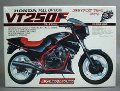 Model; Honda VT250F