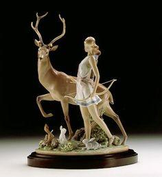 "DIANA""GODDESS OF THE HUNT/Artemis"