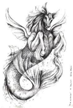 King of the Sea by ~winrymarini on deviantART