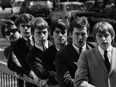 The Yardbirds- Young people, check them out.                                                                                                                                                                                 Plus