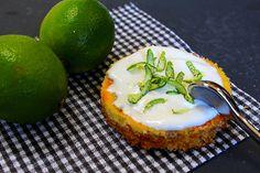 Tartelette Sablée au Citron Vert