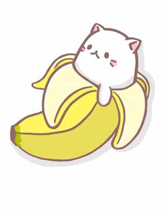 Bananya Bananacat on Twitter and like OMG! get some yourself some pawtastic adorable cat apparel!