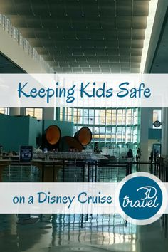 Keeping Your Kids Safe on a Cruise Disney Cruise Tips, Disney Vacation Planning, Best Cruise, Disney Resorts, Disney Vacations, Walt Disney, Cruise Travel, Cruise Vacation, Disney Travel