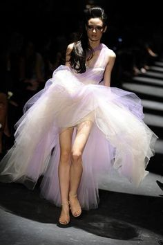 Alex Perry couture.