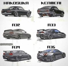 Nissan Nismo- … - Everything About Japonic Cars 2020 Nissan Skyline Gt R, Nissan Gtr Nismo, Skyline Gtr, Tuner Cars, Jdm Cars, Subaru Impreza, Japan Cars, Import Cars, Modified Cars