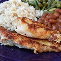 """A Good Easy Garlic Chicken 