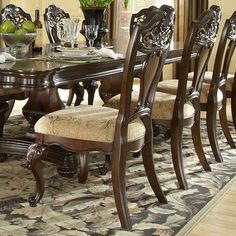 Baronet Side Chair (Set of Dining Set, Dining Chairs, Dining Table, Antique Furniture, Antique Sofa, Baronet, Traditional Dining Rooms, Side Chairs, Home Furnishings