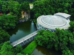 Ópera de Arame - Curitiba - Paraná.