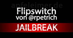 GENIAL: Jailbreak API Flipswitch für systemweite Schalter - die Zukunft von SBSettings? - http://apfeleimer.de/2013/06/jailbreak-api-flipswitch-schalter-toggles-rpetrich - Ryan Petrich zeigt mit der Flipswitch die umfassende Schnittstelle für Schalter und Toggles auf dem iPhone, iPad oder iPod touch mit Jailbreak! Bevor sich jedoch jeder auf Flipswitch stürzt  Flipswitch ist eine API und hat kein Benutzerinterface. Flipswitch ist für Entwickler gedacht,...