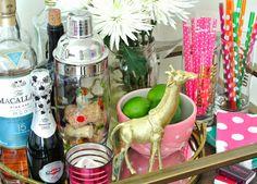 Mason...Like The Jar: DIY Gold Animals