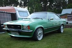 Ford Capri, Retro Cars, Vintage Cars, Gmc Trucks, Collector Cars, Car Photos, Old Cars, Motor Car, Custom Cars