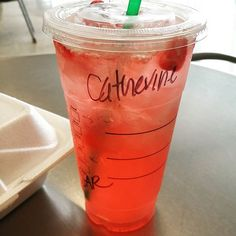 When starbucks spells your name right lol #finally