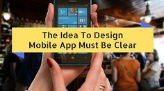 Mobile App Designing Dubai