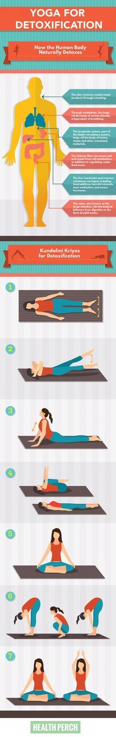 Yoga for Detoxification #Yoga Pin/Via