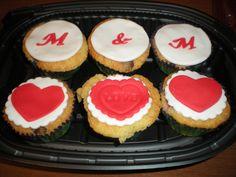 Dile que le quieres con unas cupcakes!!