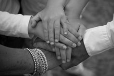 Vijf handen we worden een naam