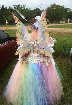Bubble fairy | by On Gossamer Wings