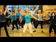 Zumba Warm-Up: Rain Over Me-Pitbull ~ I downloaded the YouTube channel on our Wii and I do these Zumba videos, no paying for a workout video or gym membership. Toning Workouts, Fun Workouts, Dance Workouts, Zumba Videos, Workout Videos, Zumba Warm Up, Senior Fitness, Dance Fitness, Zumba Routines