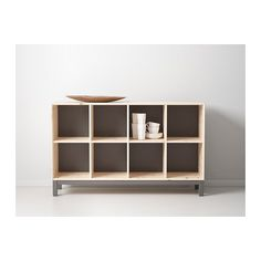 "NORNÄS Sideboard basic unit  - IKEASideboard basic unit, pine, gray Article Number: 002.809.39 $169.00 Product dimensions Width: 56 1/4 "" Depth: 15 3/4 "" Height: 34 5/8 """