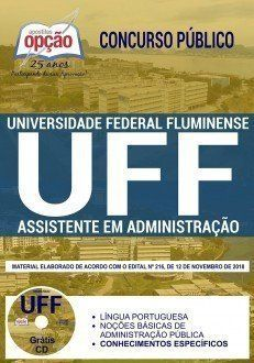 Apostila Preparatoria Concurso Universidade Federal Fluminense