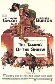 the roles of different characters in william shakespeares the taming of the shrew A summary of themes in william shakespeare's the taming of the shrew compared with katherine's more serious anguish about her role, the other characters.