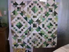 Scrappy Quilts Board Member And Quilt On Pinterest