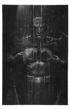Dark Knight by Eddy Newell