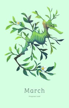 March - Fragrant Leaffrom my Tea Spirits 2015 Calendar