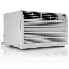 Friedrich Uni-Fit Series US12C30 11,500 BTU Through-the-Wall Air Conditioner Environmentally friendly R-410A refrigerant used in all models. Programmable controls with 12-hour timer lets you program on/off times. Remote included.. MoneySaver(R) setting saves energy by cycling the fan with the compressor. Three cooling speeds, plus fan only setting. Six-way air flow control.  #Friedrich #Home