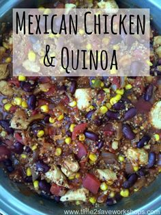 Mexican Chicken and