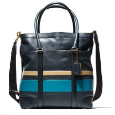Great new mens bags! Or not? Coach Bleecker bags. Some are mens bags and we're still wondering about others...  http://www.365statement.com/mens-bleecker-bags/