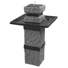 I pinned this Monument Stone Solar Floor Fountain from the Outdoor Retreat event at Joss and Main!
