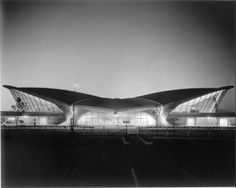 "Saarinen Terminal to Reopen, But Future of ""Trumpet"" in Doubt – The Municipal Art Society of New York"