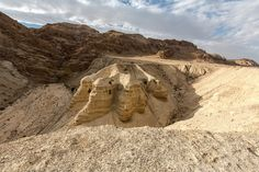 The Dead Sea Scrolls and the New Testament What do the Dead Sea Scrolls say about Jesus? Storyboard, Images Of Desert, Streams In The Desert, Totes Meer, Dead Sea Scrolls, Archaeology News, Oral History, Jewish History, New Testament